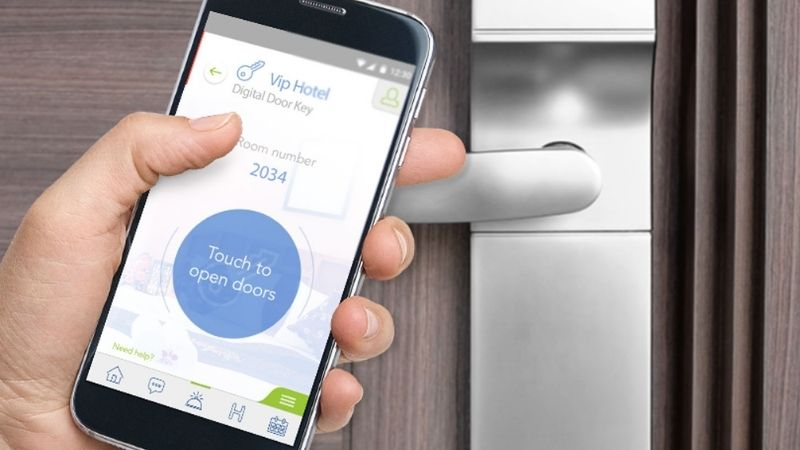 technology trends in hotel industry