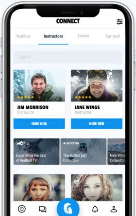 ski stats app