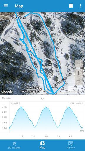 best ski tracking app for android