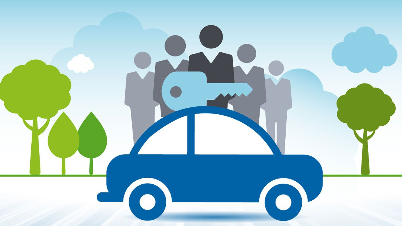 what is car sharing app