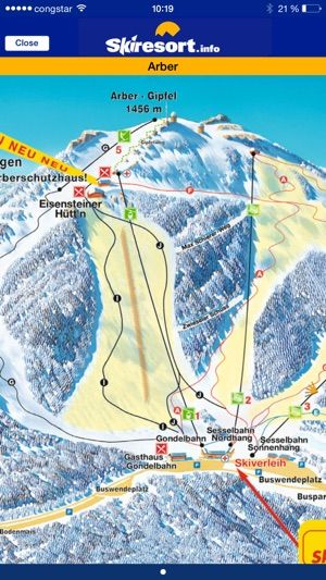 best ski app