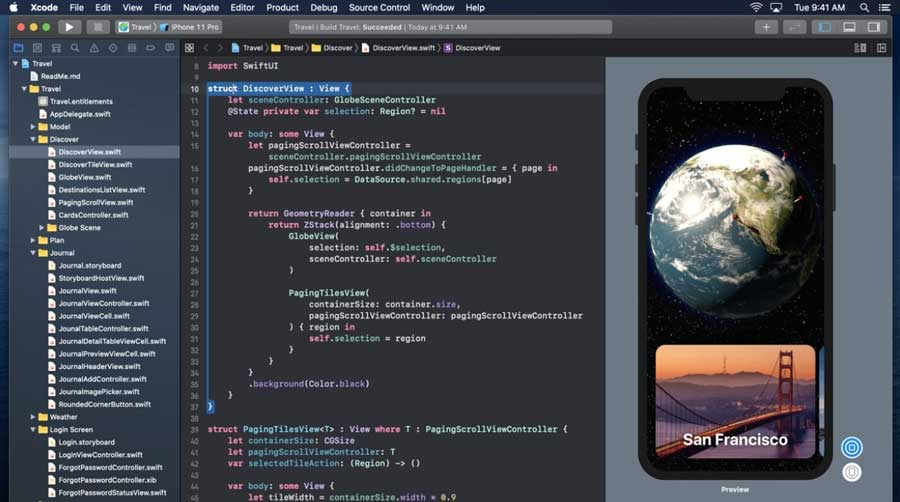 difference between ios and android app development