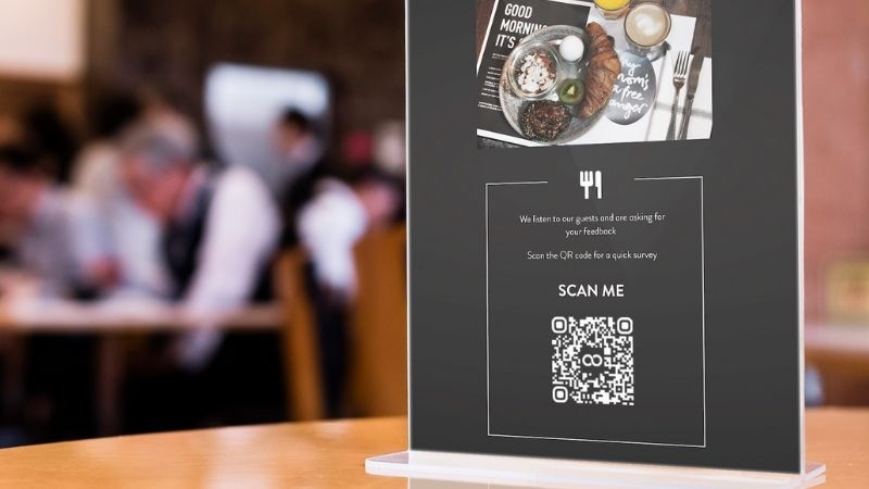 touchless technology in hotels