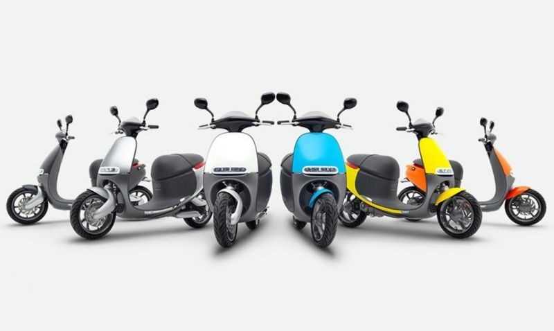 ride share scooters