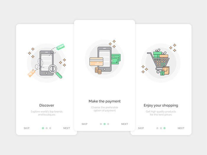 onboarding marketplace app