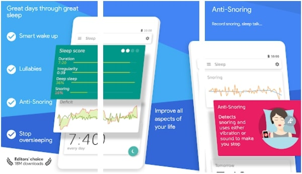 best sleep app android