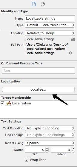 app localization tips