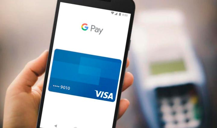 google pay integration mobile app
