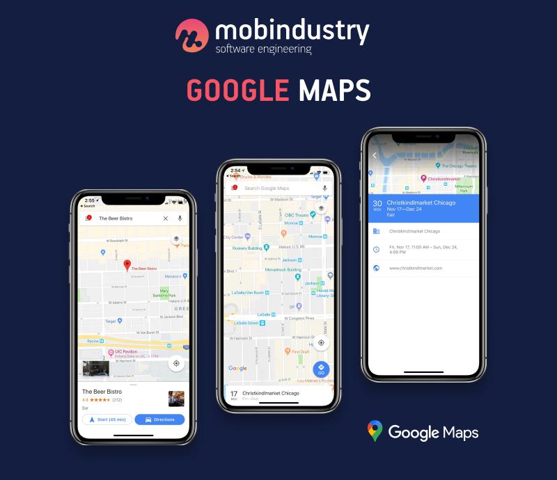 mapbox vs google maps