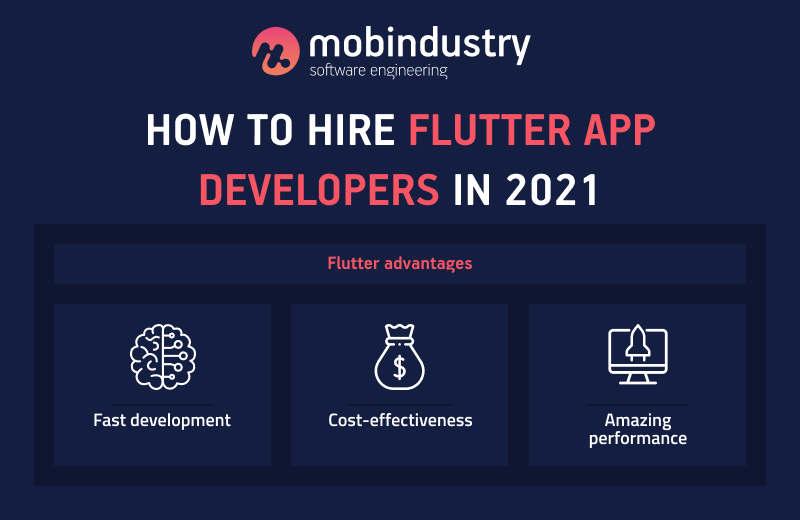 flutter developer salary
