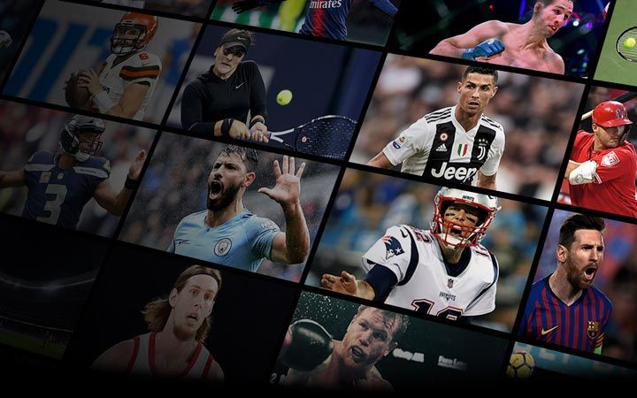 live streaming sports apps