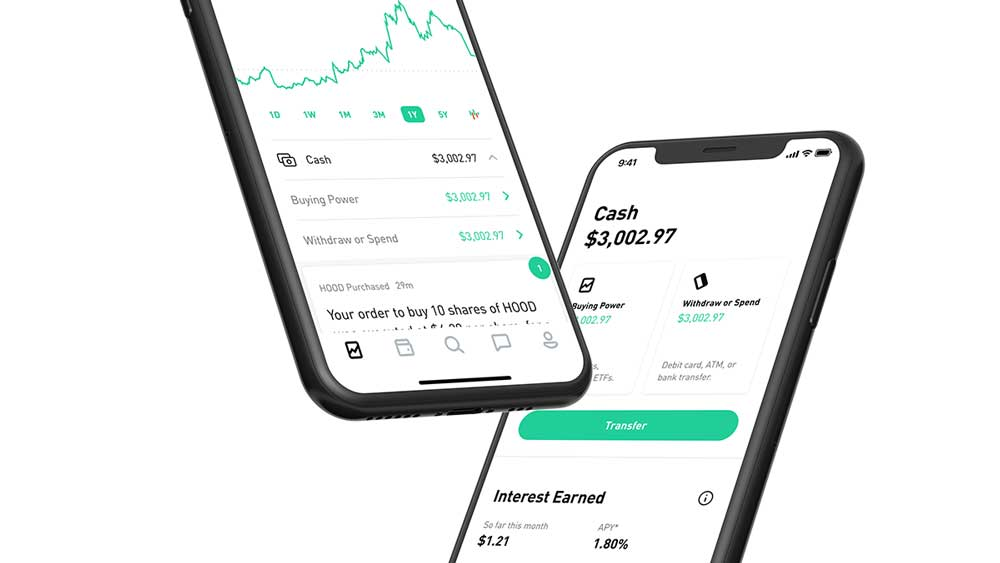 how to create an app for investing