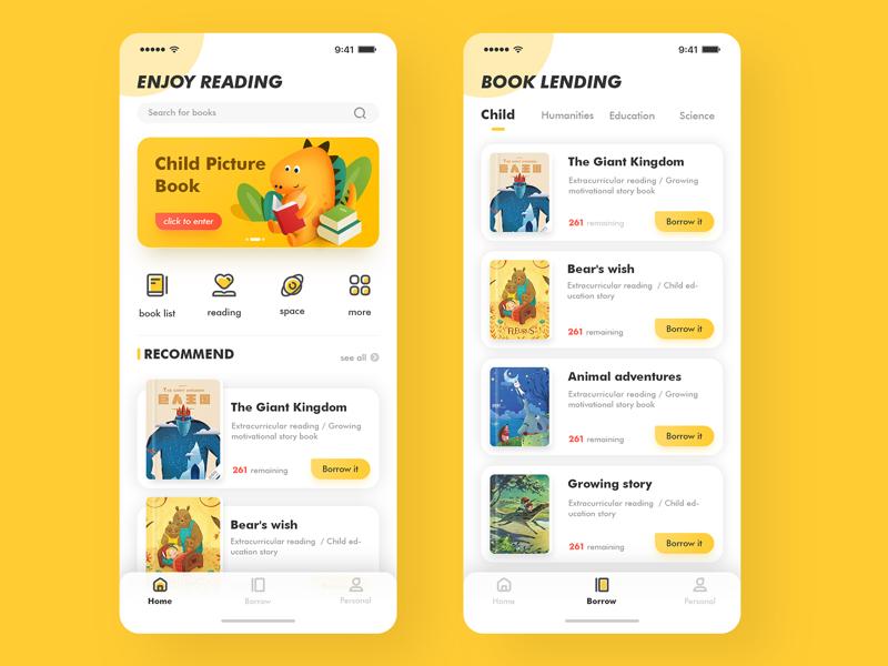 children apps mobile