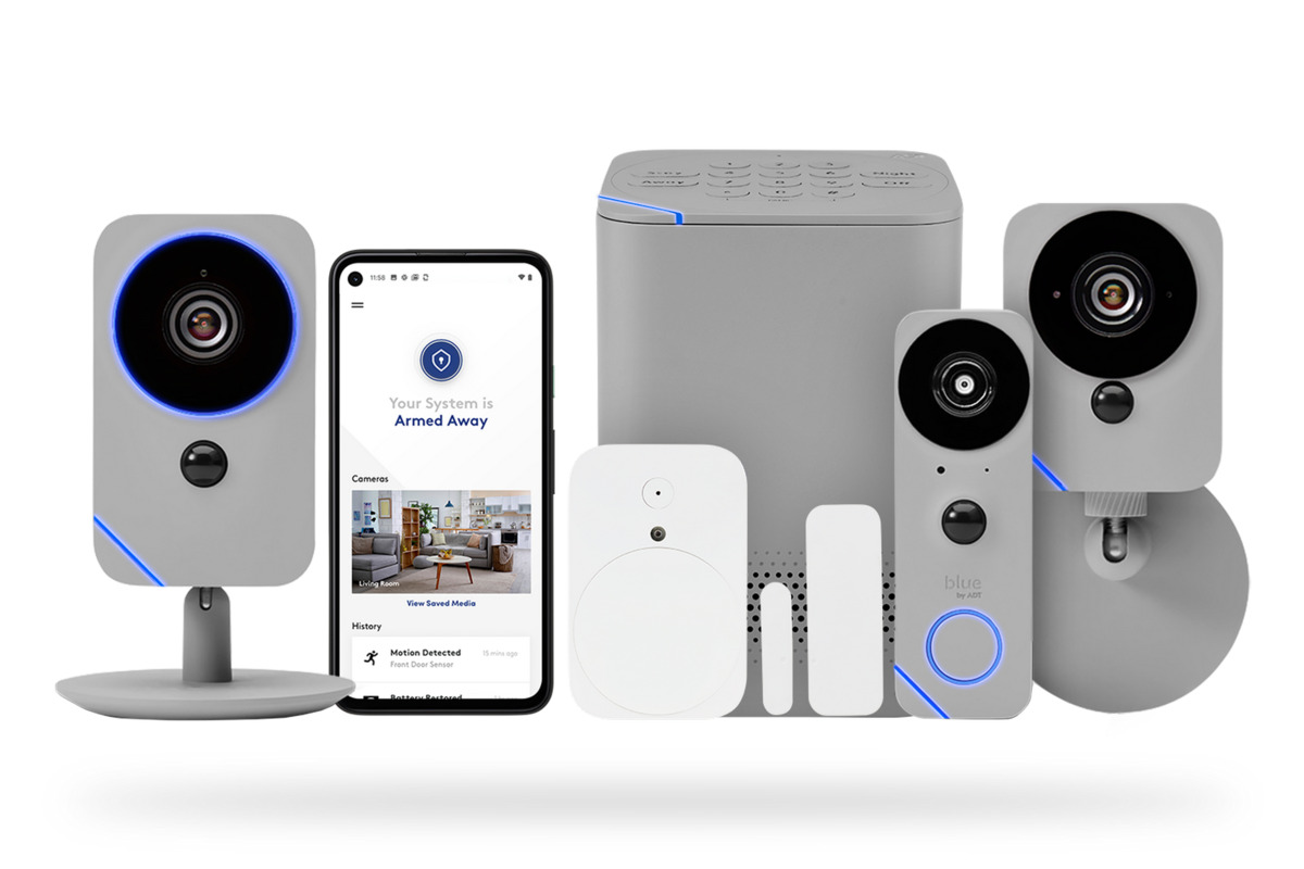 best home security system app