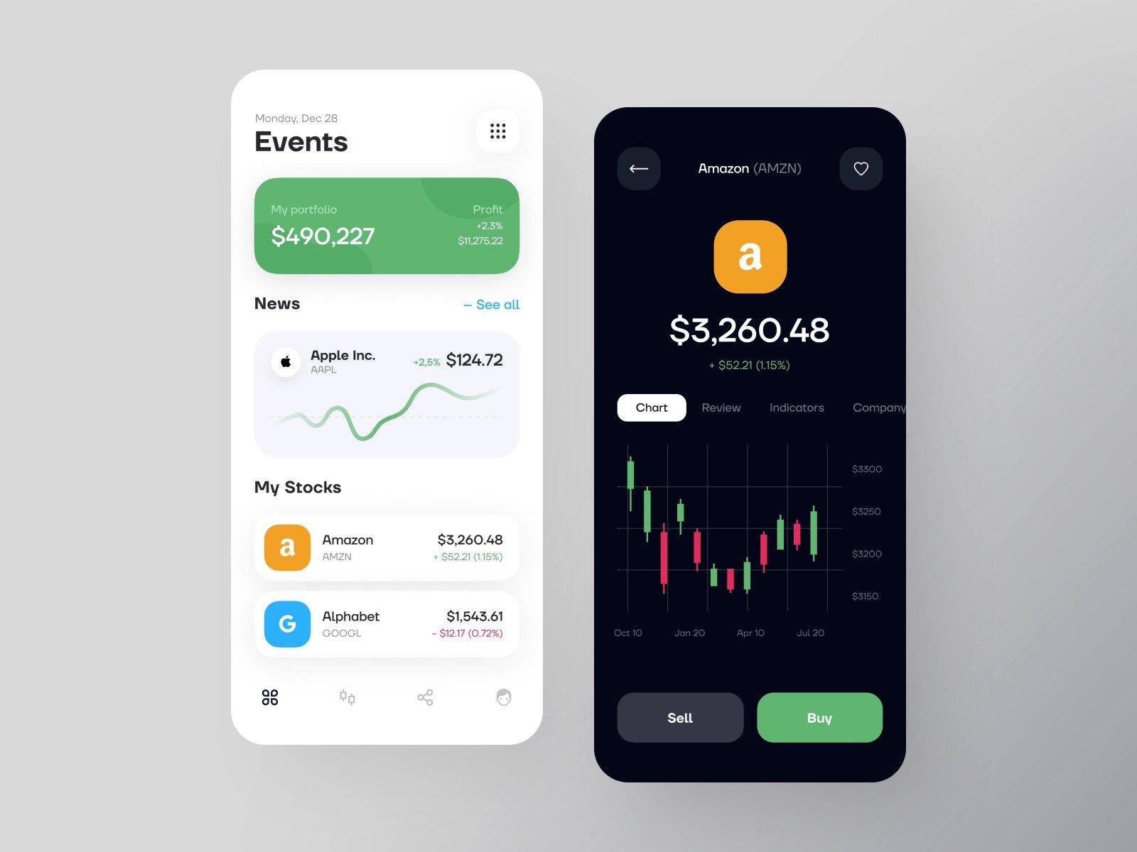 investing app like robinhood