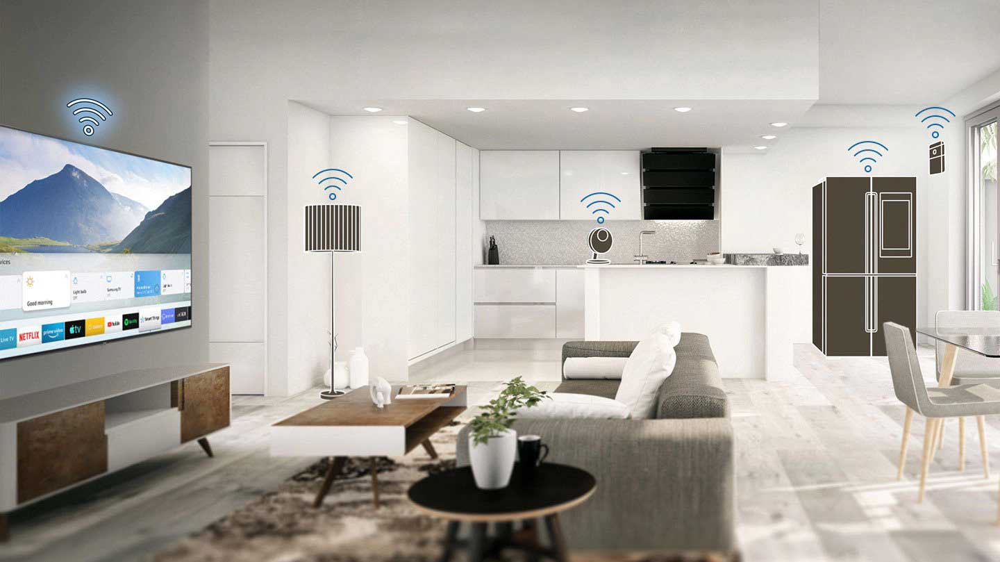 home automation iot solutions