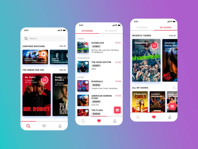 streaming app suggestions