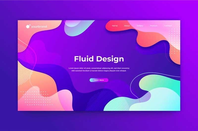 modern website design trends