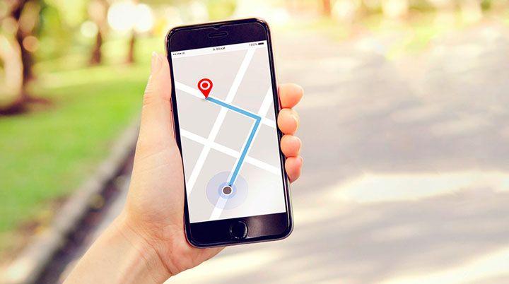 geolocation loyalty app