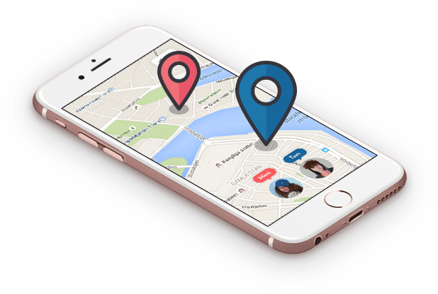 gps integration tracking ridesharing app