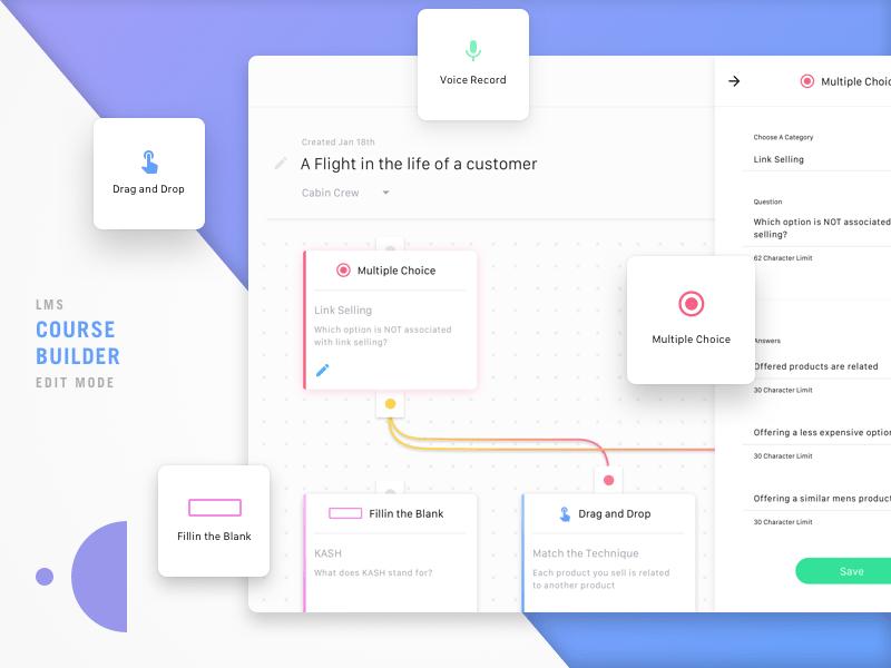 building a learning platform