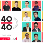 Mobindustry's CEO has been listed amongst the MobileAppDaily's exclusive list of 40 under 40 Leaders