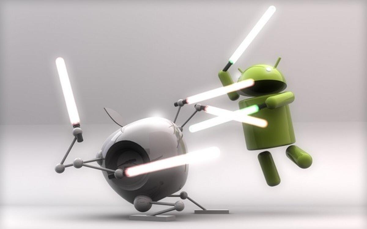 what is the difference between ios and android development