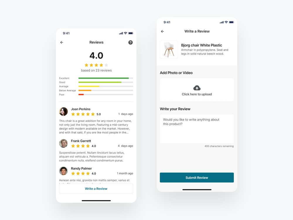how to market marketplace app