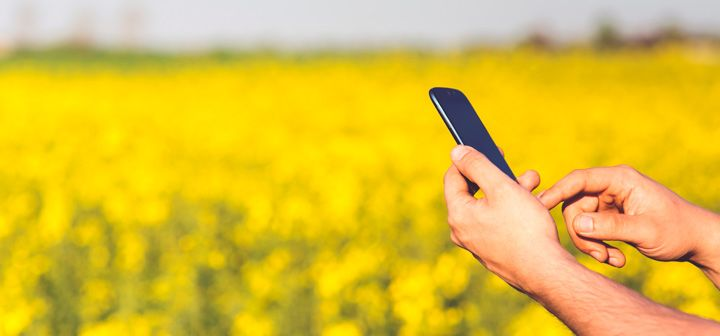 farm business mobile app