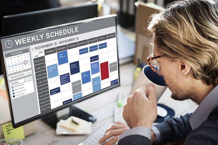 web scheduling software