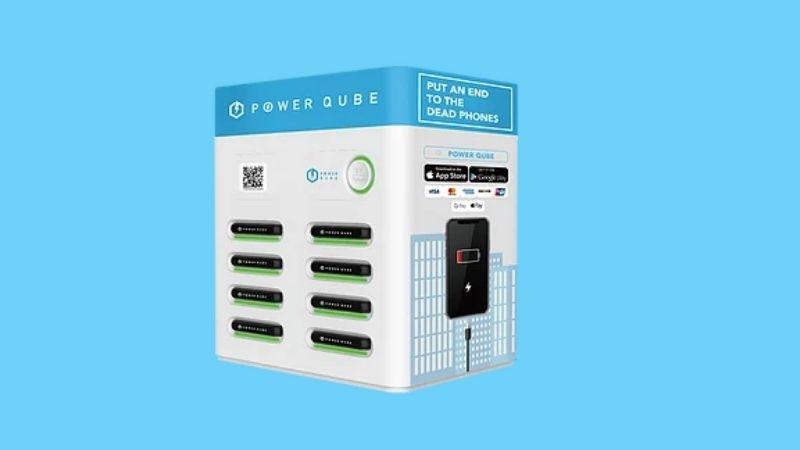 power bank rental