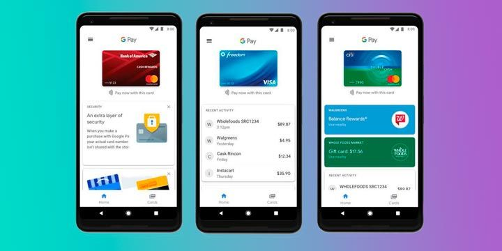google pay integration android example