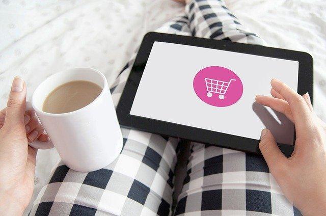 create an online shopping app