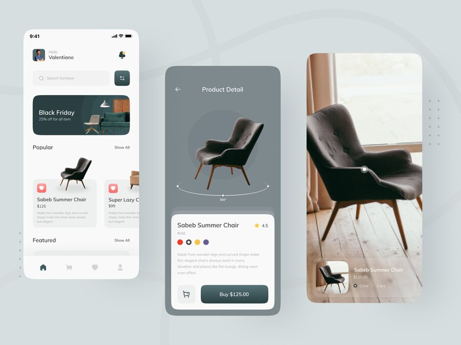 offline retail app