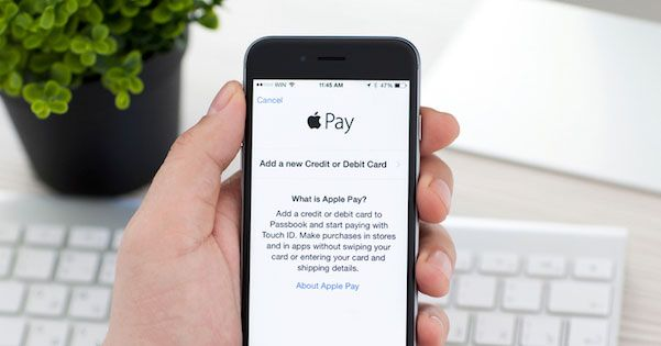 apple pay banking app