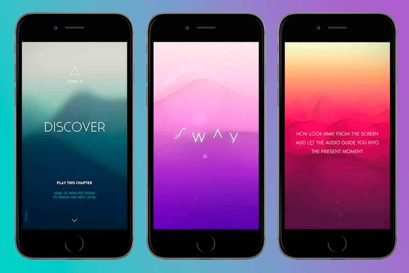 design meditation app