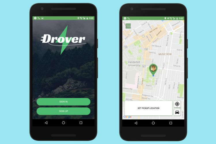 How To Create A Rideshare App For Your Offline Business Mobindustry