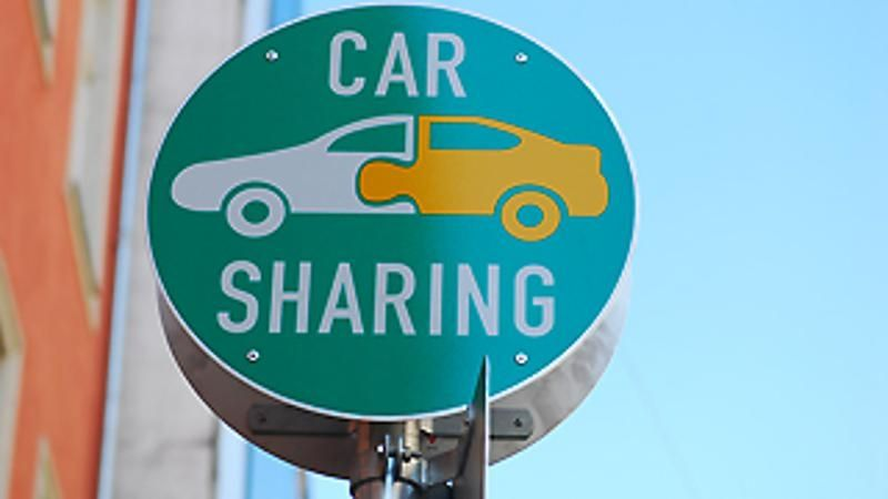 p2p car sharing app development