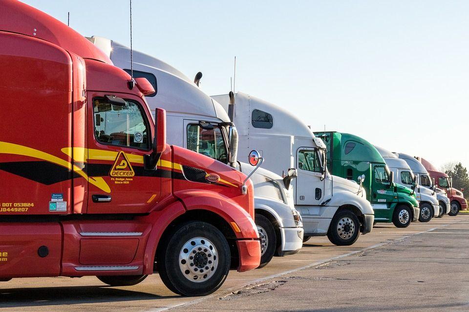 logistics apps drivers