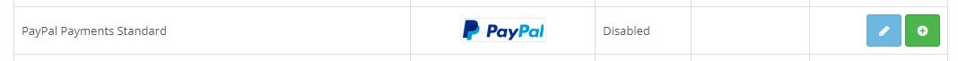 opencart 2 custom payment gateway