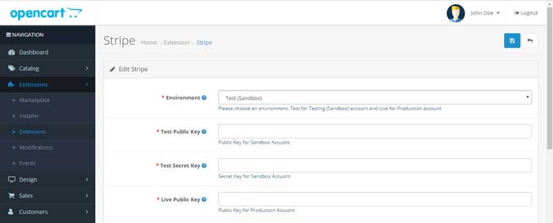 web development payment gateway