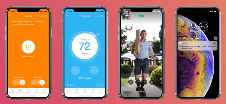 best mobile app for home security camera