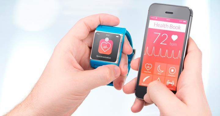 wearables healthcare doctor's app