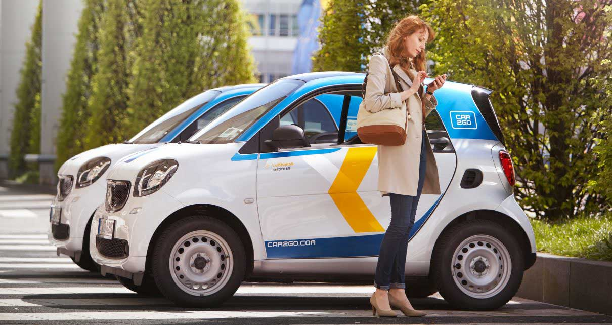 car sharing apps like turo