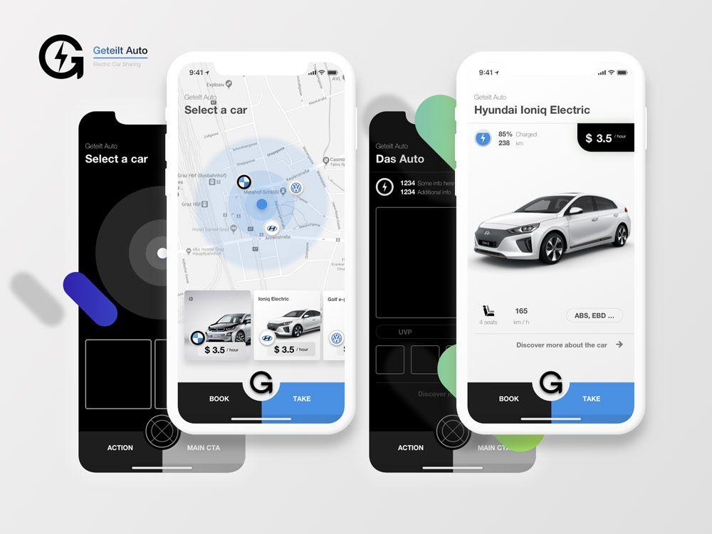 carsharing software