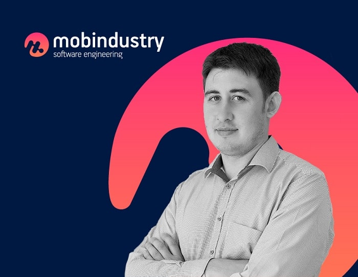 Alex Lyubavin is a Chief Business Development Officer at Mobindustry Corp.